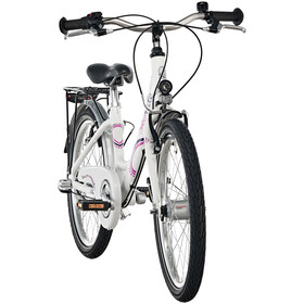 Puky Skyride 20-3 Bicicleta Aluminio Ligero Niñas, white